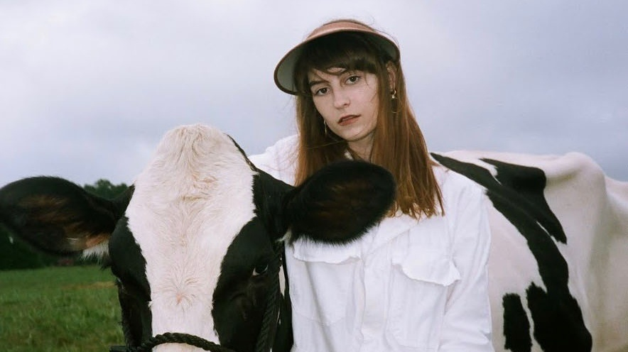 """Don't let Faye Webster's feathery delivery and supremely catchy melodies dissuade you from her laser-like lyrical focus. Poised and vulnerable, """"Room Temperature"""" captures a moment of duality."""