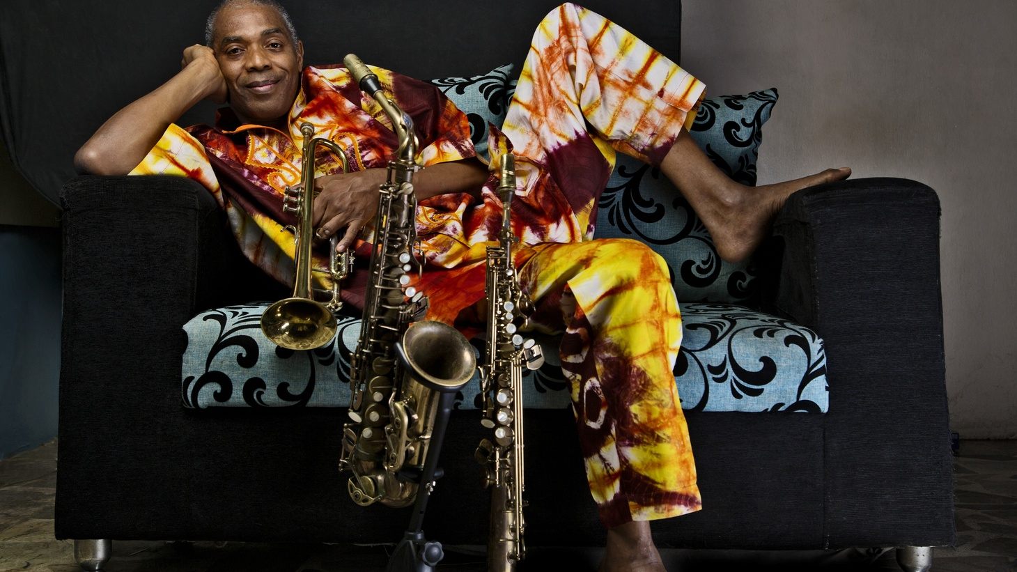 Femi Kuti is the eldest son of Afrobeat pioneer Fela Kuti, and took up the reigns after his death. On his new collection of songs Kuti continues his family's socially conscious message, but incorporates love songs into the mix.