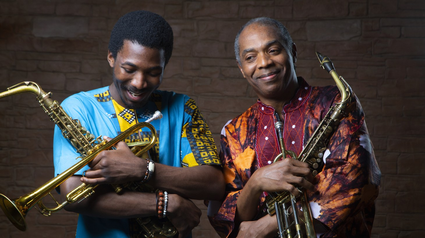 """Afrobeat artist Femi Kuti comes from a tradition of speaking out against inequality and socio-political issues as did his father, the late great Fela Anikulapo Kuti. """"Pà Pá Pà"""" grabs our ears on humanitarian issues that are felt worldwide."""