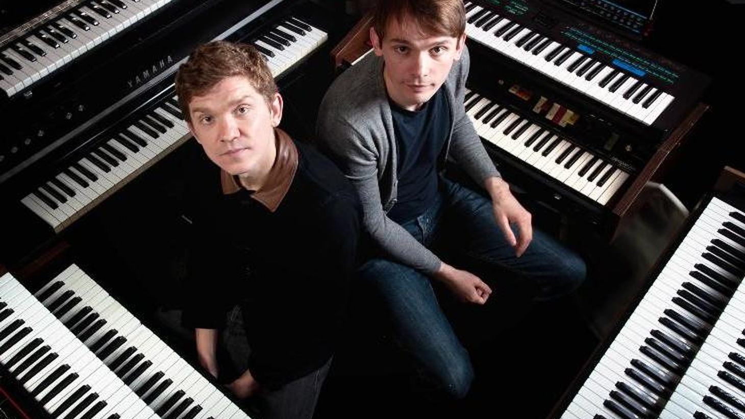 Brothers Peter and David Brewis create cinematic songs tinged with prog-rock for their project Field Music. After a two-year break, they're back with a fantastic new CD.