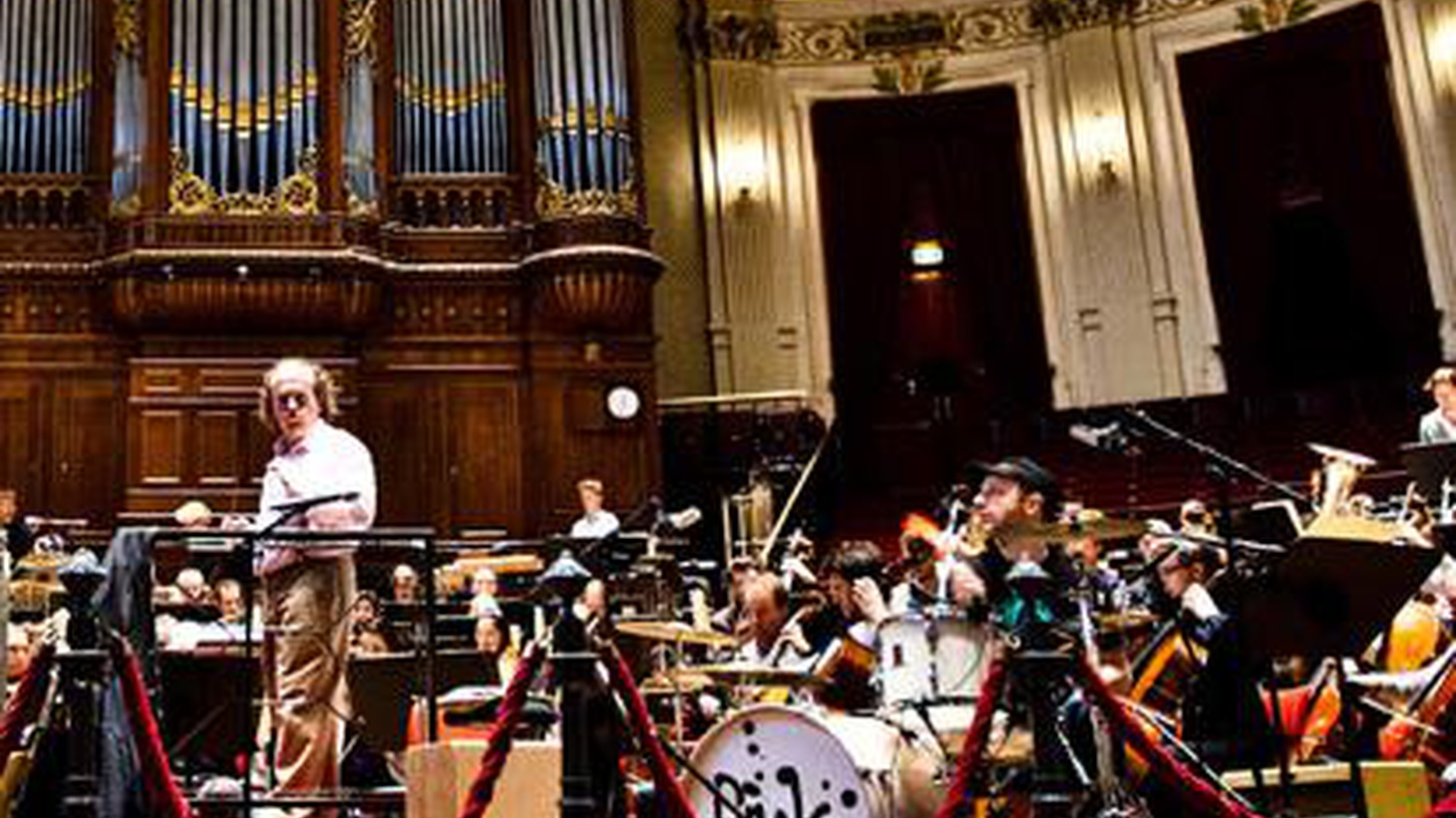 Singer-songwriter Fink had the distinct honor to work with The Royal Concertegebouw Orchestra and see his songs turned into a work of symphonic genius.