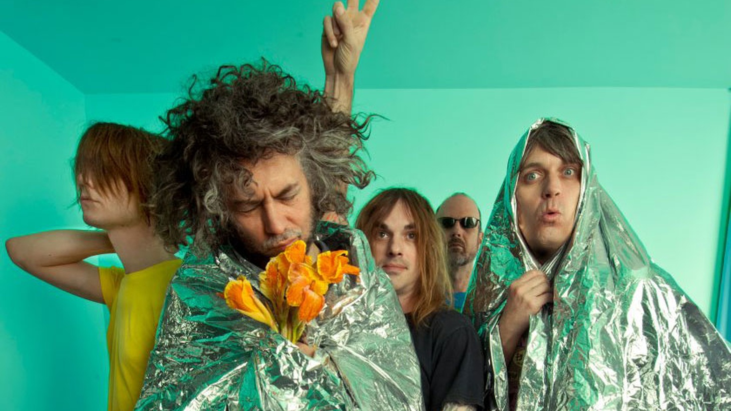 The Flaming Lips have performed on MBE many times but one session stands out in particular -- their visit in 2002, following the release of Yoshimi Battles The Pink Robots.