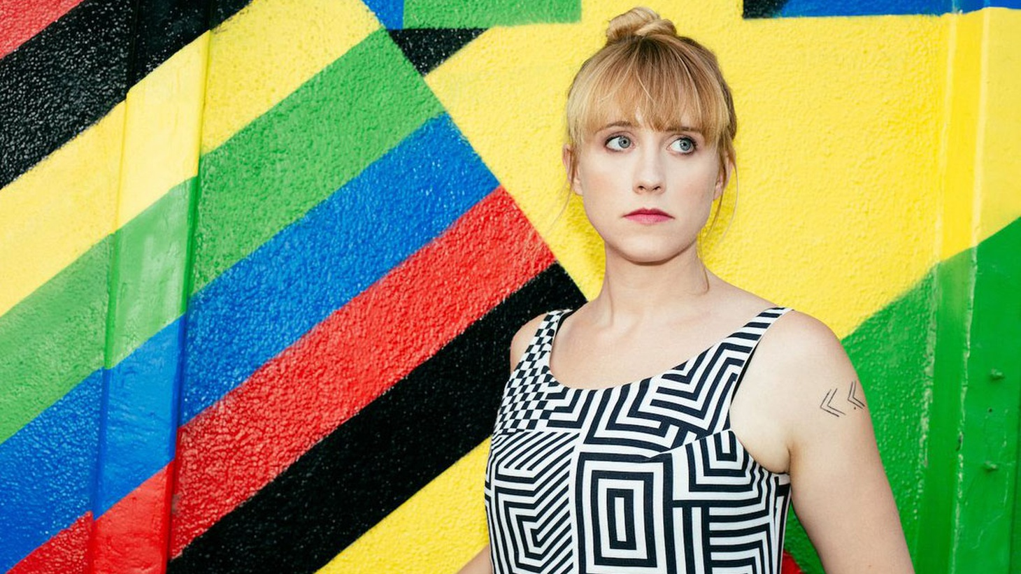 Jenn Wesner is the talented songwriter and vocalist of the popular duo Wye Oak. She has just released her solo debut full-length which she wrote, performed and self-produced.