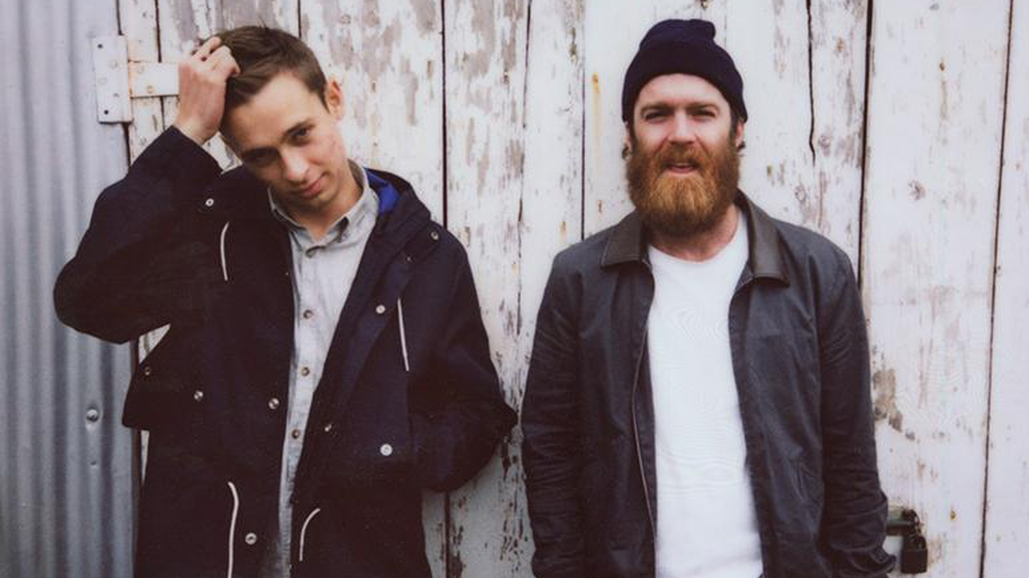 Australian electronic artists Flume and Chet Faker have teamed up for an EP, with Faker's falsetto vocals and superb production.