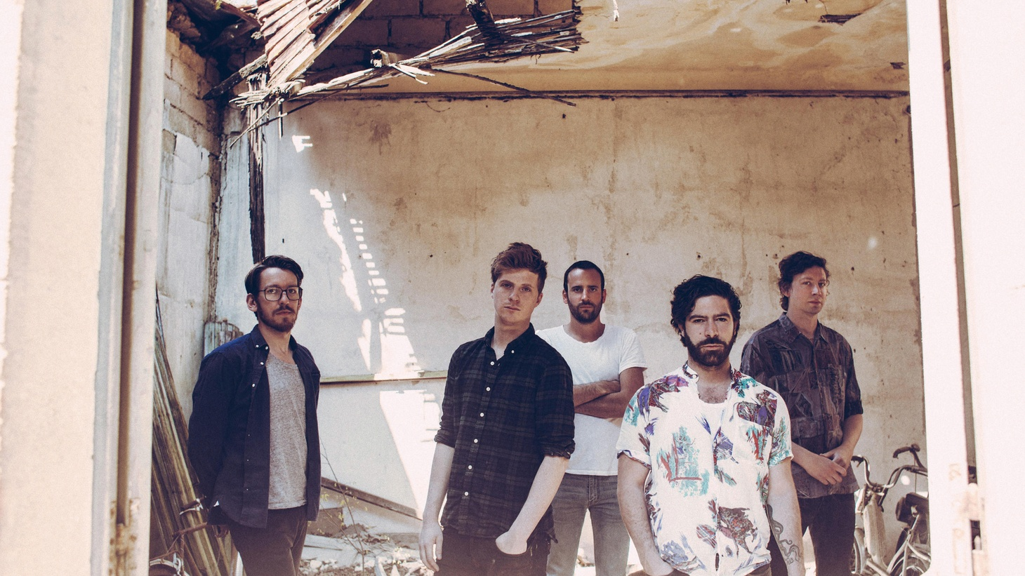 Oxford, UK-based band Foals are gearing up to release their fourth album later this month.