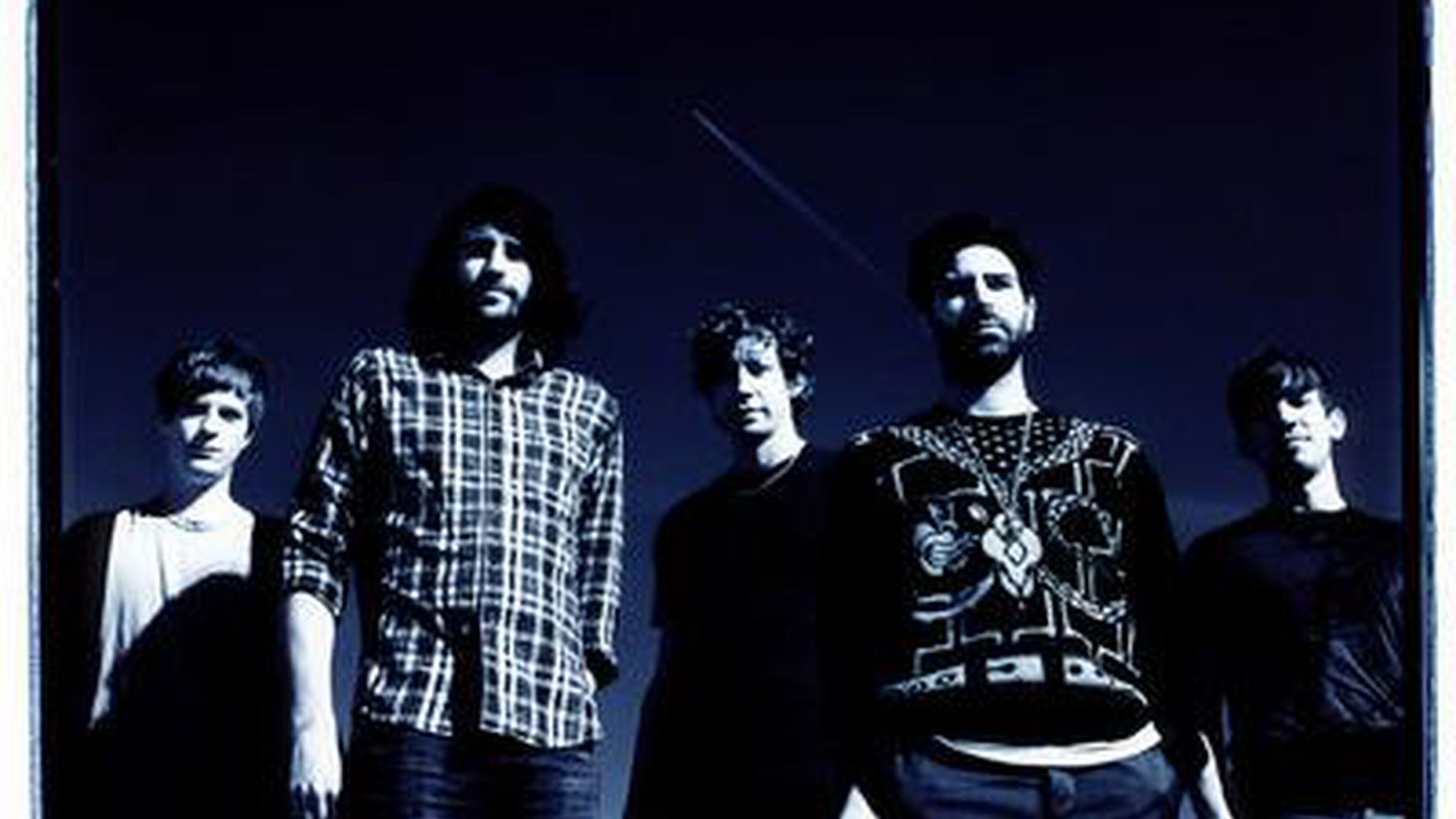 """Foals share a house in Oxford where they write and make music together. A bathroom turns into a vocal booth, lyrics are written in the basement, and their shared experience helped them pen their sophomore release, Total Life Forever, a trippy upbeat set of songs. Today's Top Tune is the title track """"Total Life Forever."""""""