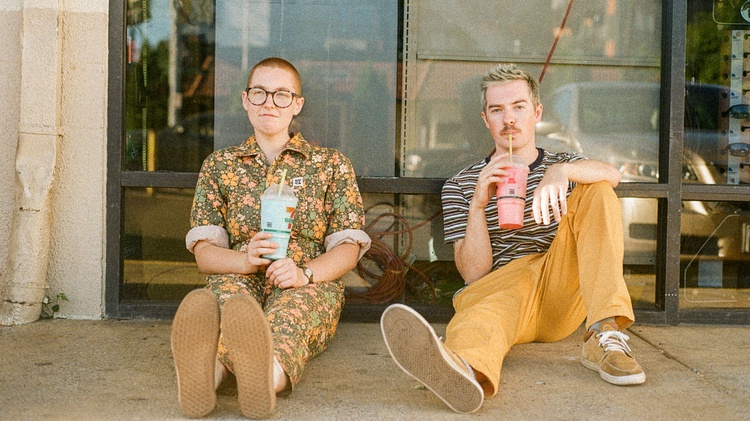 """For their debut album, """"My Sober Daydream,"""" Portland-based duo Foamboy distilled their experiences working with other musicians in order to focus on one kind of musical aesthetic."""
