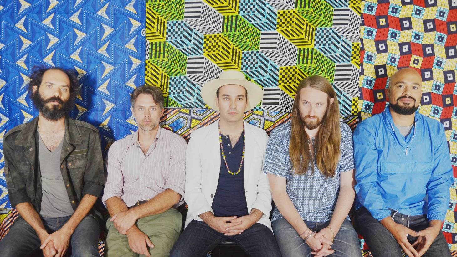 """LA's own Fool's Gold settled down after extensive touring to write a new album and we're excited to share an exclusive premiere of their first single """"I'm In Love"""" as Today's Top Tune."""