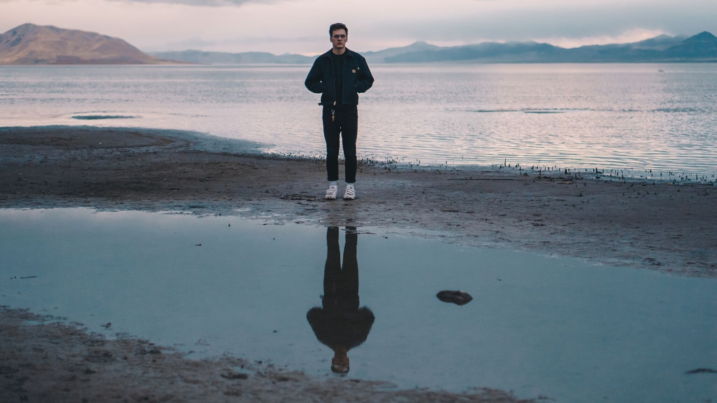 """Luc Bradford aka ford.has traveled far and wide, with those experiences informing his diverse production palette. """"Warmth"""" is a sparkly song featuring Sophie Meiers on vocals."""