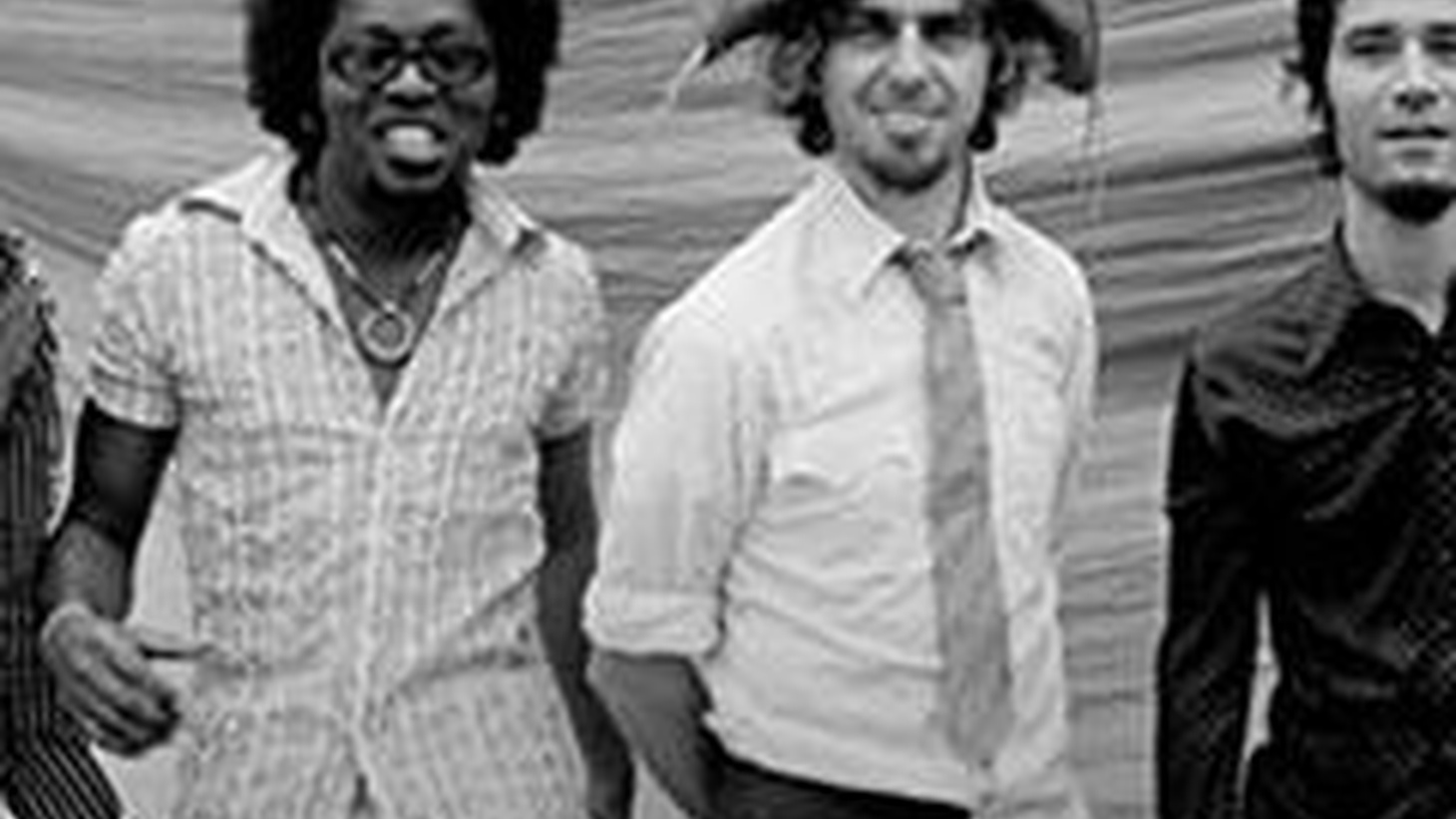 Forro in the Dark are a melting pot of New York City- based musicians who love the music of Brazil. They've updated this traditional genre, Forro, with electric guitars and modern percussion that enhances the drive to get on the dance floor...