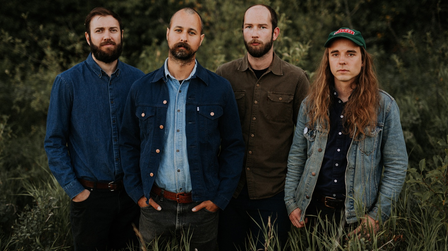 """Songwriter Andy Shauf had been playing a guitar riff for years before he knew what to do with it. He worked it out with childhood friends as Foxwarren, making """"To Be"""" the first song written for their debut album."""
