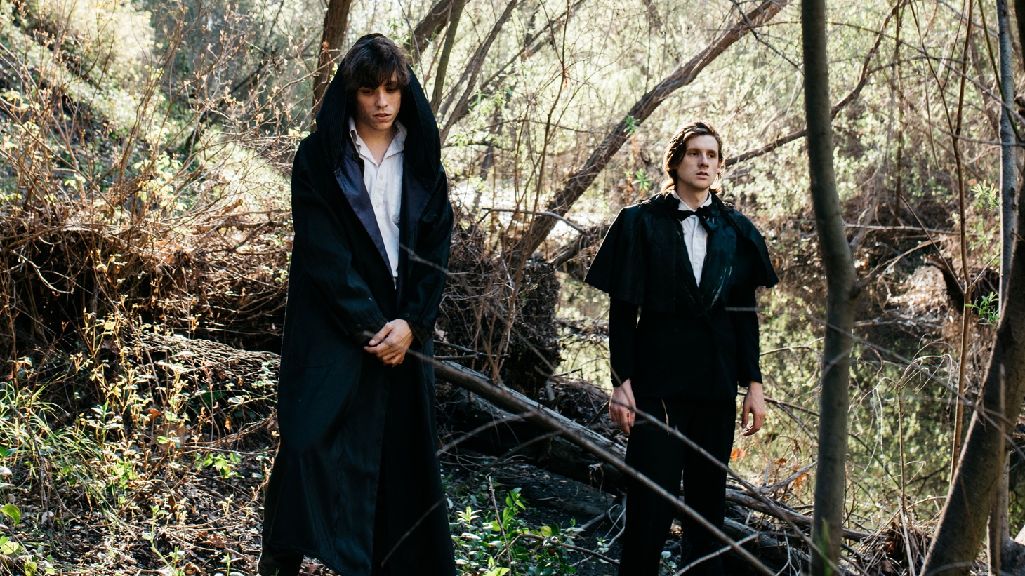 Foxygen is back with the fearless LA duo's first since 2014.