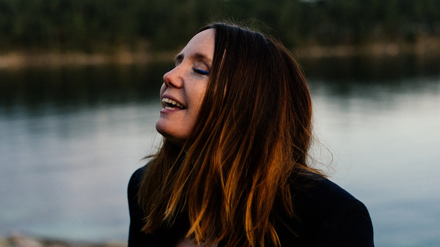 """You may recognize the vocal stylings of Frazey Ford from her work with the folk bluegrass trio Be Good Tanyas. On her third solo album, we hear a new resilience shine through. Check out """"Purple and Brown."""""""