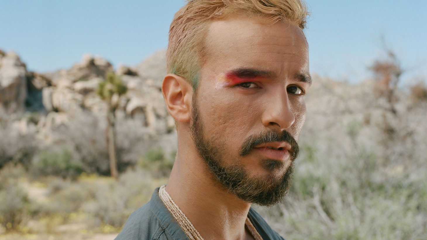 """Speaking of """"The Game,"""" Brooklyn-born singer-songwriter and multi-instrumentalist Gabriel Garzón-Montano says, """"We all play the game. We can make the best of it and we can make the worst of it. I wrote this as a reminder not to take myself so seriously."""""""