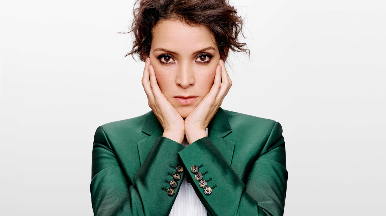 Born in Guatemala and based in Los Angeles, Gaby Moreno is already the recipient of a Latin Grammy. Now she's awaiting the verdict on Best Latin Pop Album at this year's Grammy Awards.