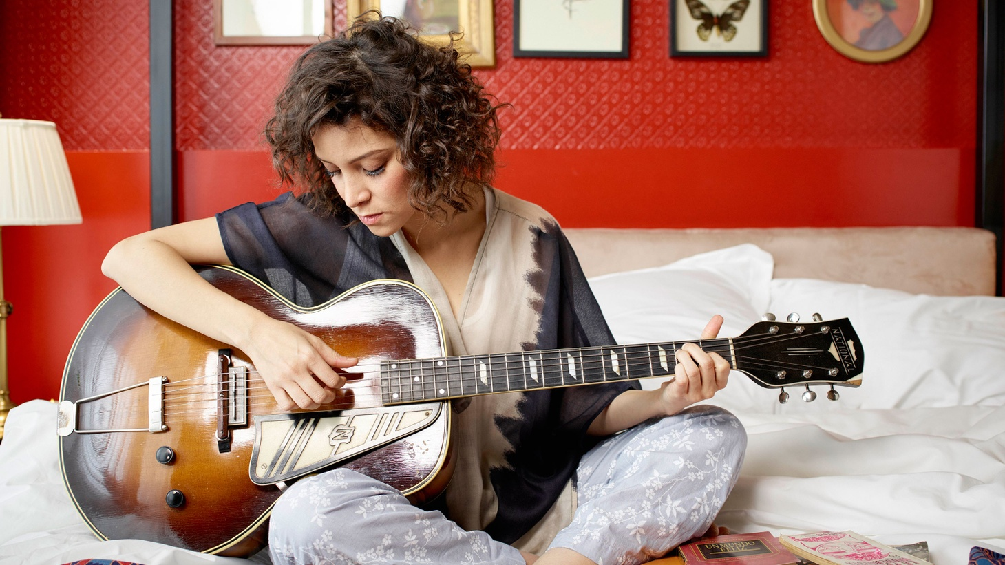 Gaby Moreno has a Latin Grammy in her arsenal. She also has Gabriel Roth, who is famous for producing artists like Sharon Jones and Amy Winehouse, taking the reigns as producer of her new album.