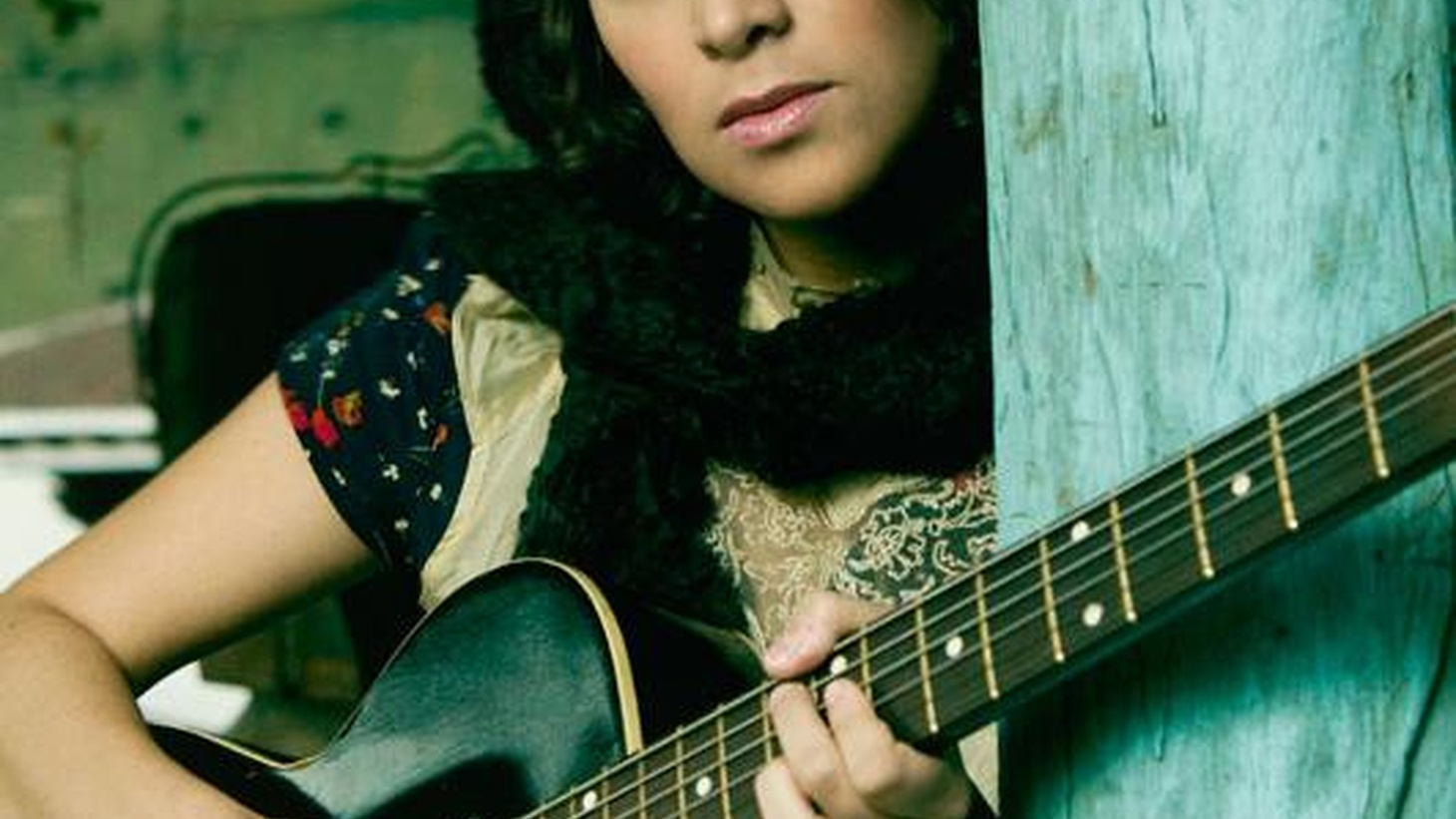 The second release from Guatemalan born, LA-based singer Gaby Moreno captures her interest in music of a bygone era with a bilingual twist...