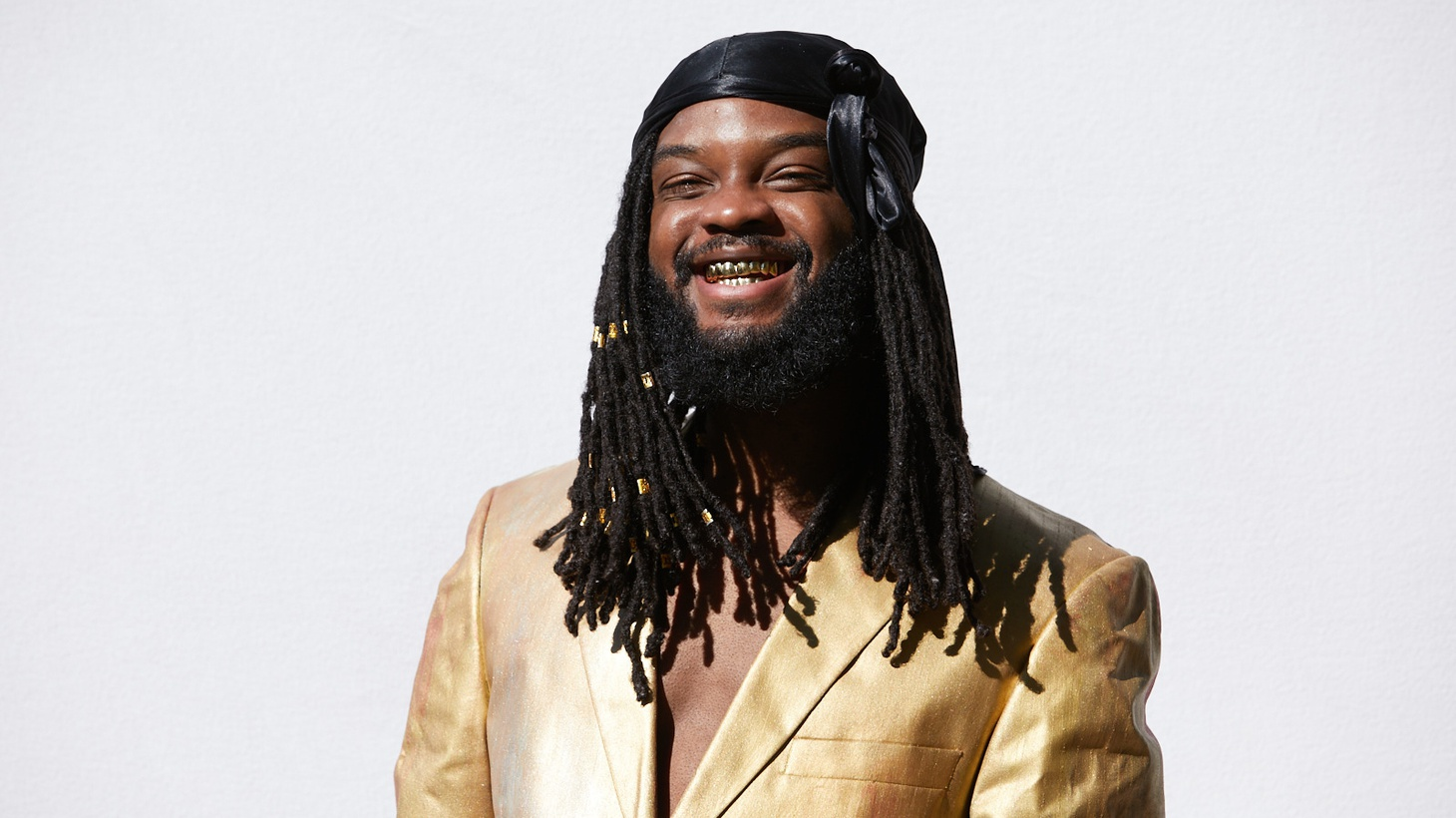 """Ghanaian-Australian musician Genesis Owusu has received giddy praise for his debut album """"Smiling with No Teeth,"""" and is already slated for many Top Ten listings for 2021. Think of """"Gold Chains"""" as a new kind of beat poetry."""
