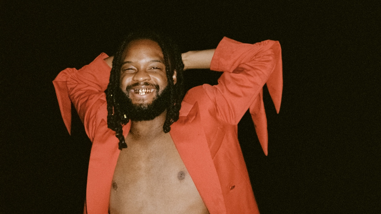 """Genesis Owusu names his inner and outer demons by way of """"The Other Black Dog."""" A song that reverberates with punchy verses and dynamic energy."""