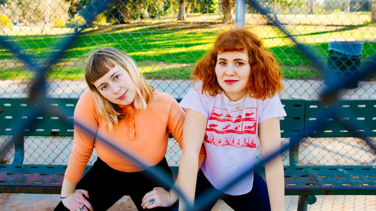 Girlpool are a punk rock duo based in LA that created quite a buzz at SXSW. They're on the bill for FYF Fest and we're happy to share a track from their forthcoming album.