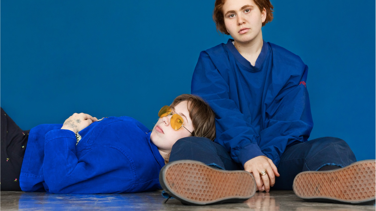 The sophomore album by Girlpool finds the band adding a drummer. The duo, comprised of singers/guitarists Harmony Tividad and Cleo Tucker, felt that percussion would help them explore a new dimension in their musical dynamic.