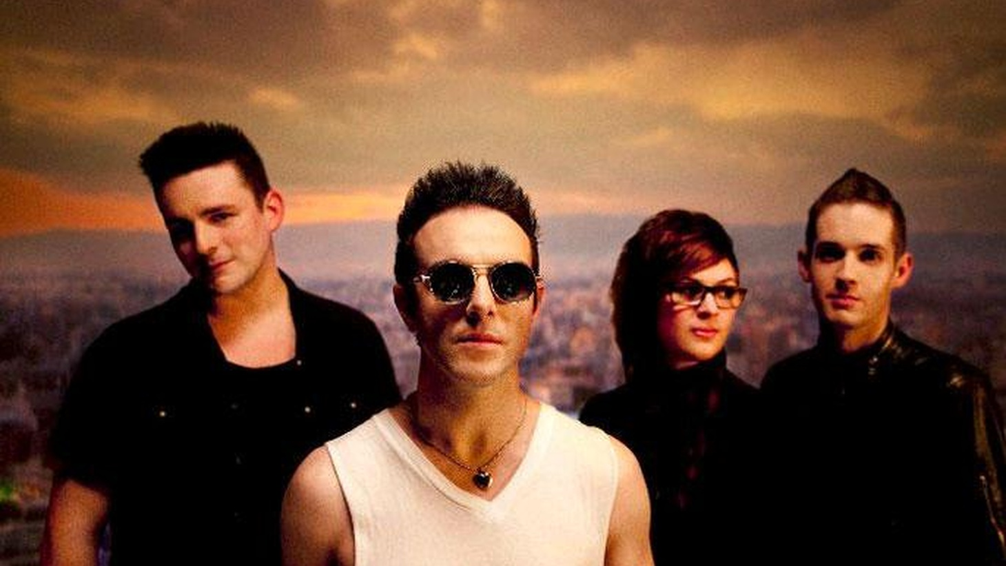 Scotland's Glasvegas spent five months living in Santa Monica soaking up the sun and surf as they recharged their batteries from extensive touring....