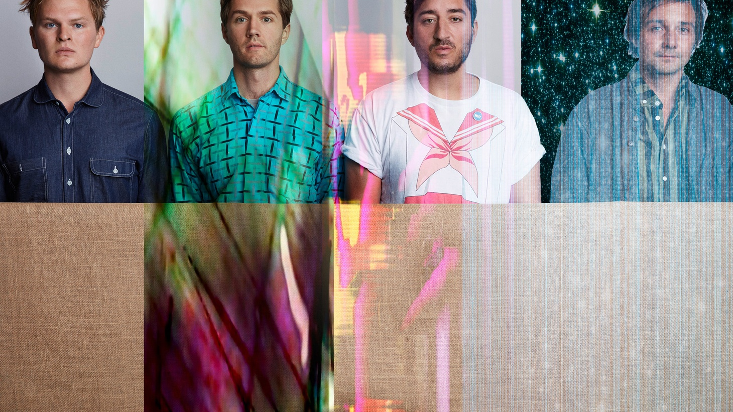 The songs on Grizzly Bear's new album came about in an organic way, via remote writing trips and a retreat into the same NY studio where the band recorded Veckatimest.