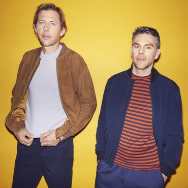 British electronic duo Groove Armada have been laying low, playing select shows and hosting DJ sets, but they haven't recorded any new music in quite awhile.