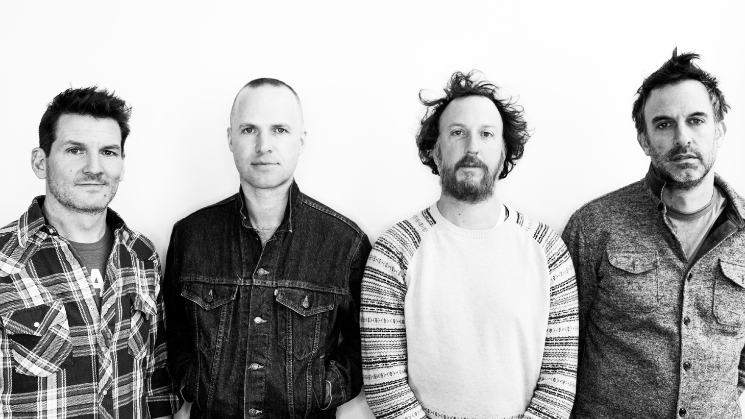 """Every few years, with the release of new music from them, we are reminded of Guster's greatness. Seductively steady, """"Hard Times"""" gives us a hint of an album on the horizon and showcases their unique charm via new sonic pathways."""