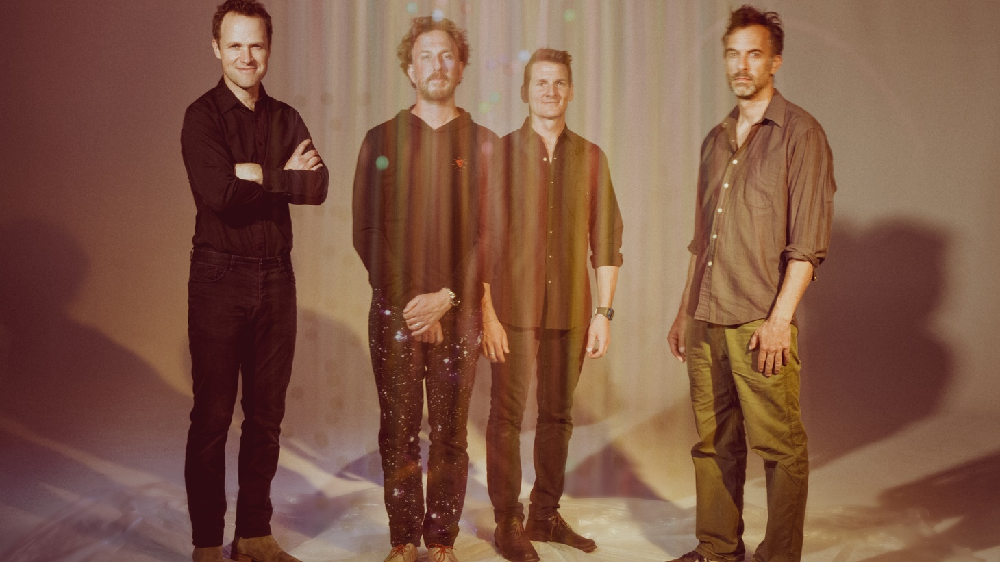 """We're off to a good new year now that Guster released their new album! Spunky and energetic """"Overexcited"""" is yours with the click of a button."""