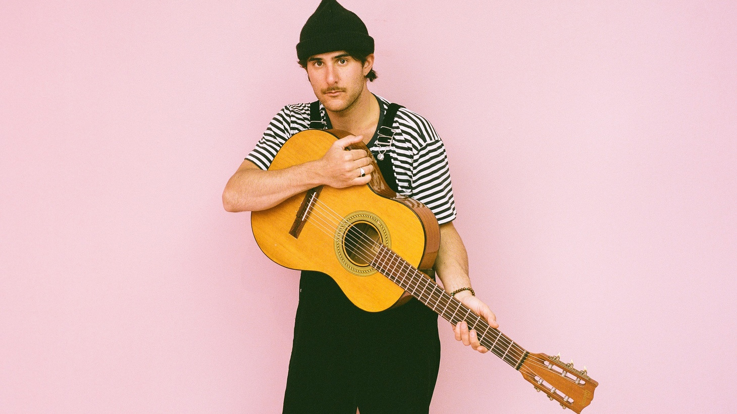 Spearheaded by multi-instrumentalist Zac Farro, HALFNOISE is a way for his friends to get involved with the project and encourage each other to step out of their comfort zones and have some fun.