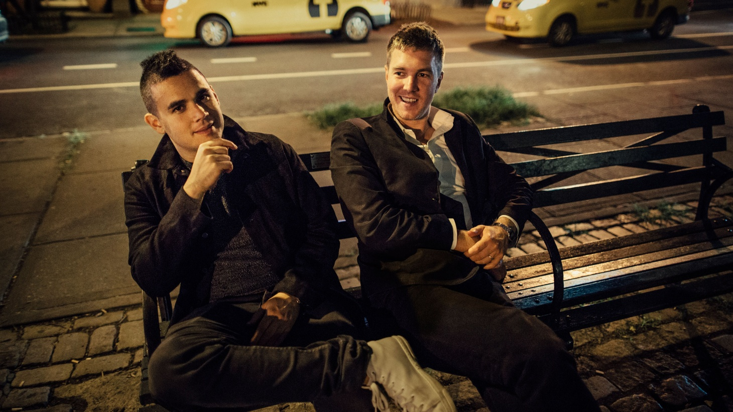 What happens when you combine a member of The Walkmen with a member of Vampire Weekend? Something beautiful -- and a dream come true for both parties.