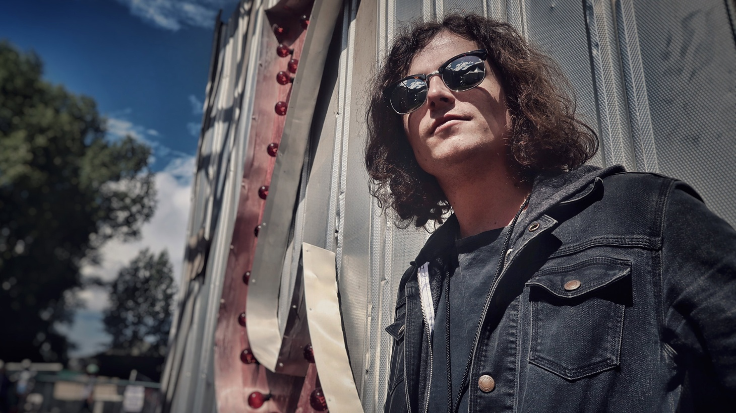 """Anne Litt describes Aussie rocker Hamish Anderson's take on the blues as """"elegant"""" though it's not a word typically associated with that style. His musical influences include Son House, Tom Petty, Robert Johnson and BB King."""