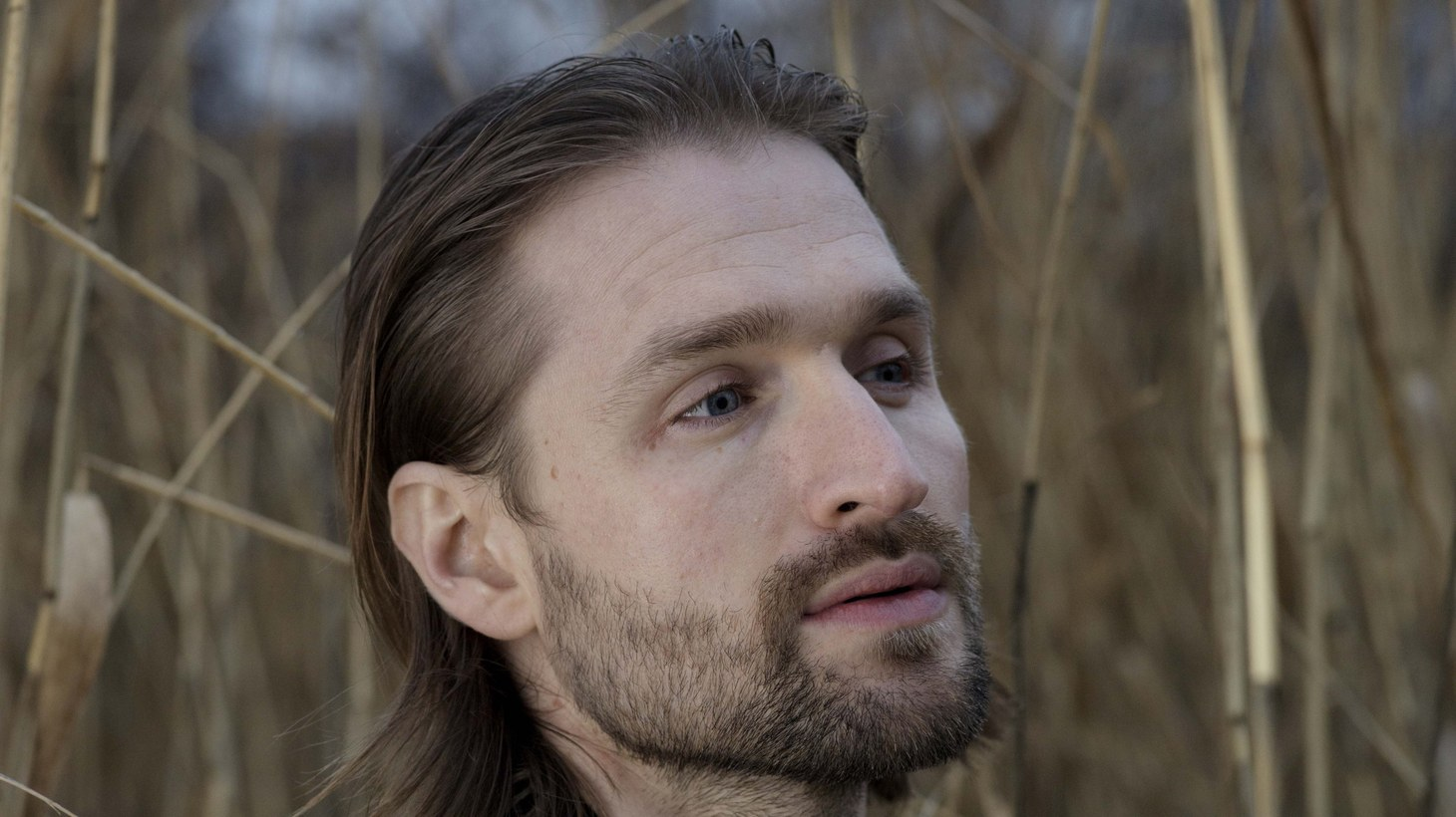 """You might be familiar with the vocal delivery of Hayden Thorpe, who was formerly of the band Wild Beasts. He debuts his solo work with a new album, and """"Love Crimes,"""" is a passionate piano piece."""