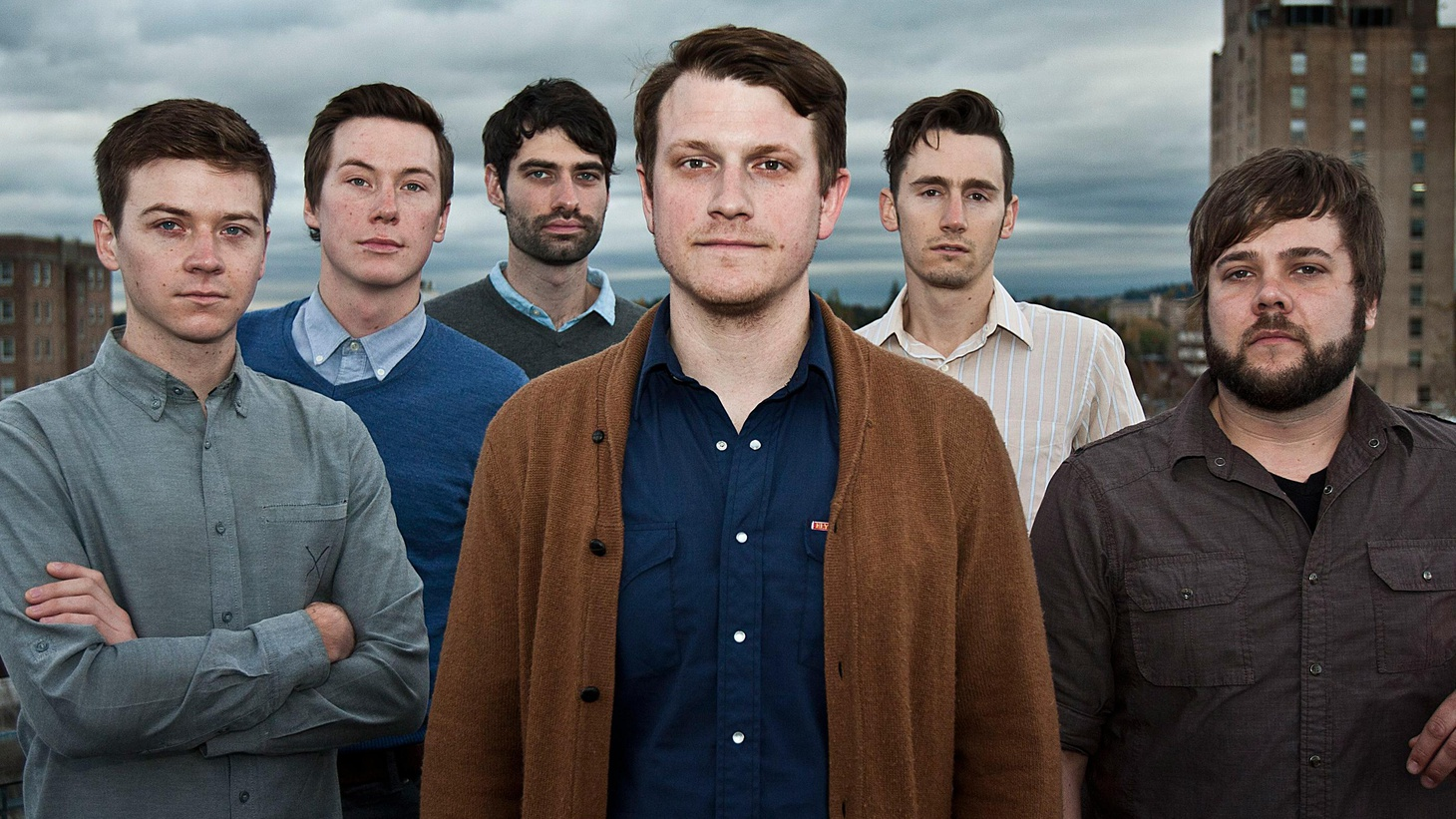 """Seattle's Hey Marseilles deliver their brand of """"folkestra"""" on their sophomore album, a sound reminiscent of The Avett Brothers and Mumford & Sons."""