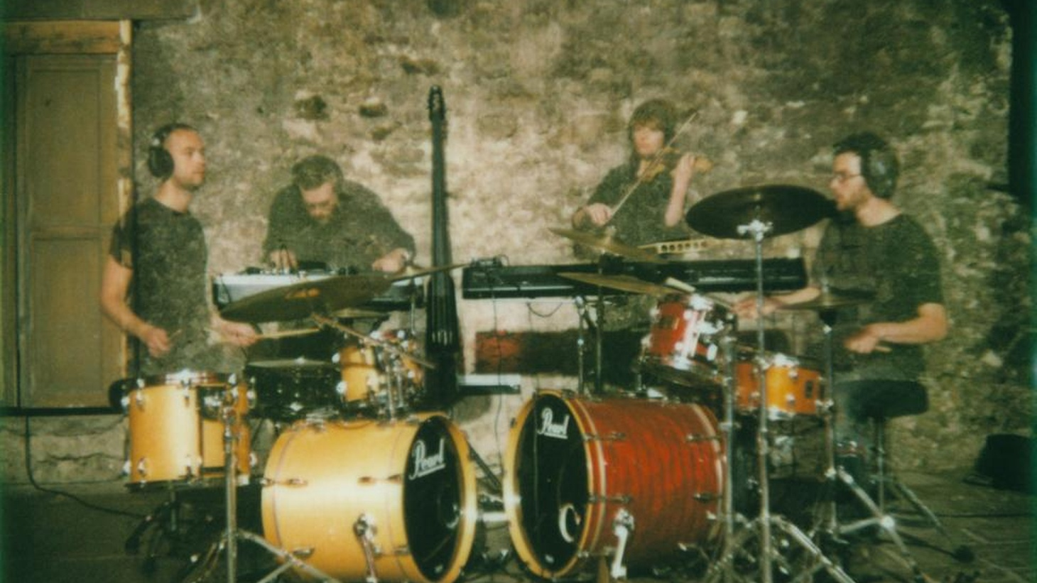Edinburgh's Hidden Orchestra sound big because they employ two drummers. The core band is four musicians but on their new release...
