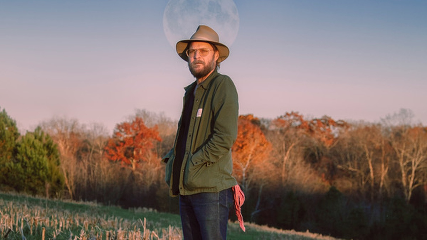 """Shortlisted for Best Americana album at the Grammys this year, Hiss Golden Messenger has been thinking about how we care for ourselves and others. Writing """"Sanctuary"""" was a way to make sense of a tangled world as he looked for shelter within."""