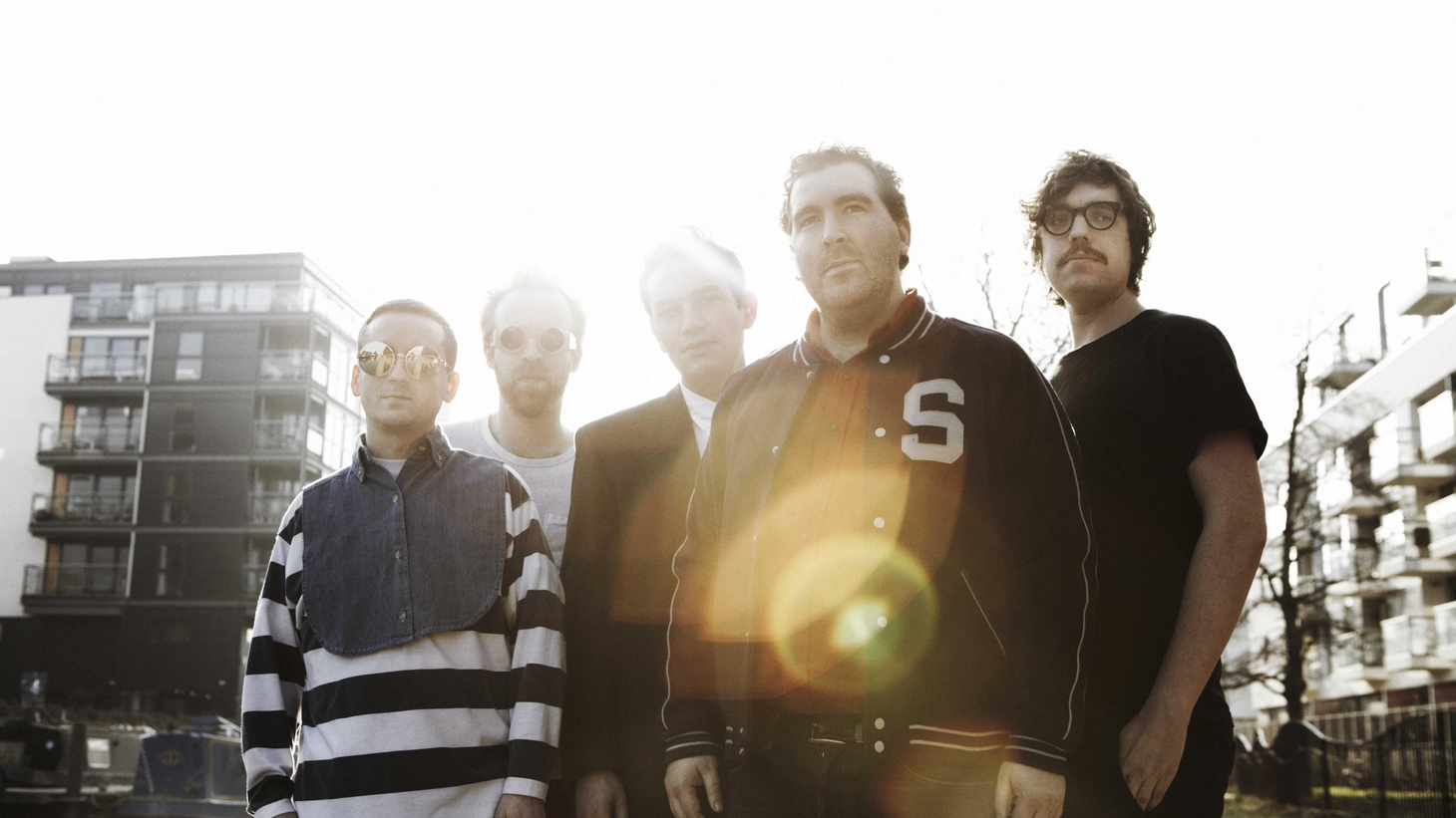 "Hot Chip are reliably excellent at creating danceable tunes and the track ""Jelly Babies"", a b-side from their ""Night and Day"" single is no different."