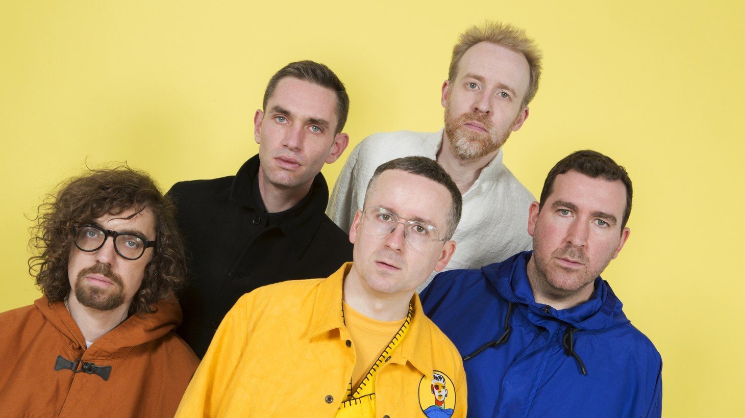 "Let's end the week in style with the masters of dance Hot Chip! These electro-heads know how to build a song into a frenzy! ""Straight To The Morning"" has a propulsive beat and help from the founder of Blur, Jarvis Cocker."