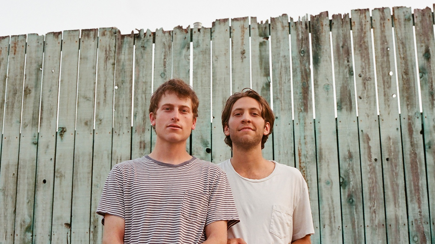 Charlie Martin and Will Taylor first bonded on their mutual love for quiet music and ramen.