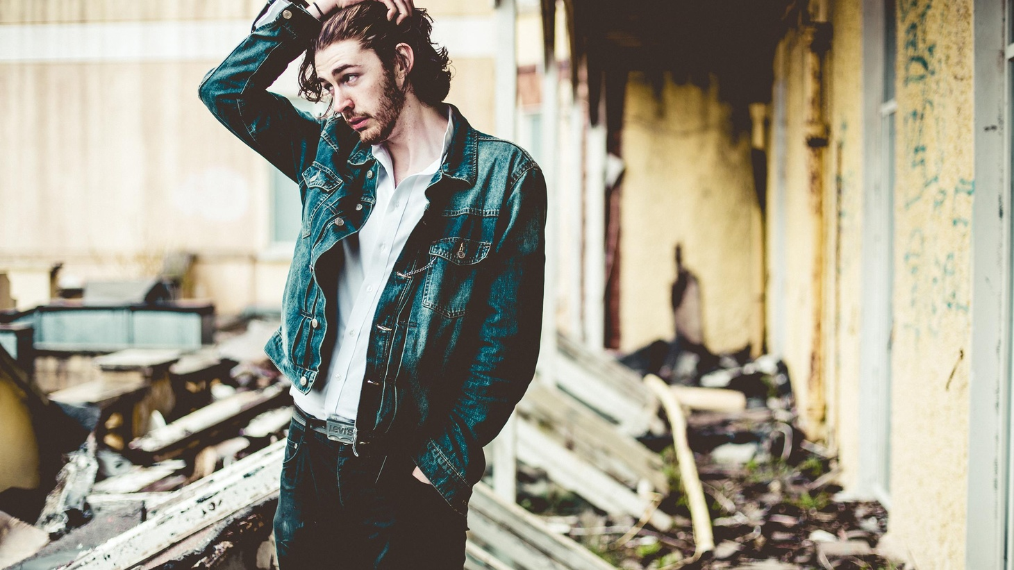 Hailing from Ireland and born on St Patrick's Day, Hozier delves into modern blues and forges his own sound.