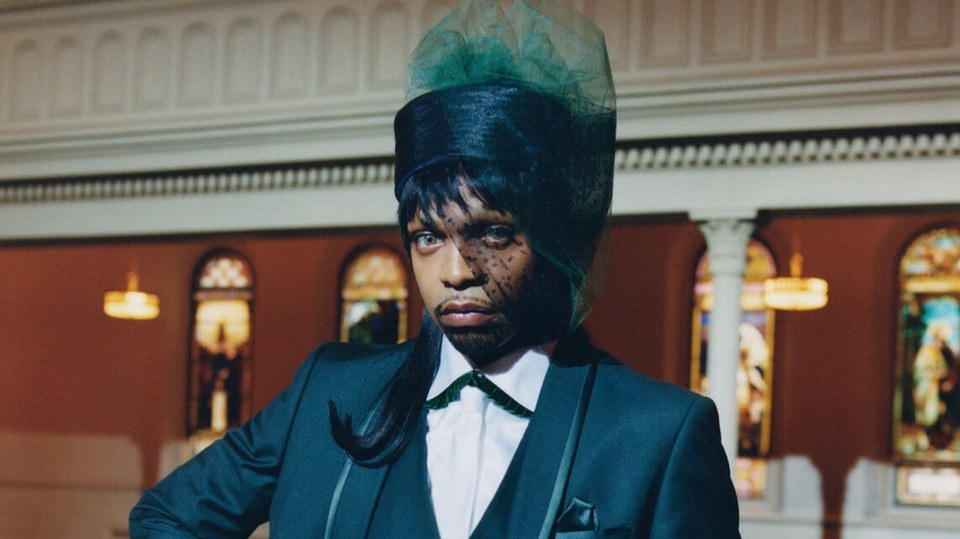 """You might know Ian Isiah for his work with Blood Orange, as a denizen of the subculture, a fashion icon or for his new song """"Princess Pouty."""" Drenched in electro-funk, this nod to Prince would make the artist proud."""
