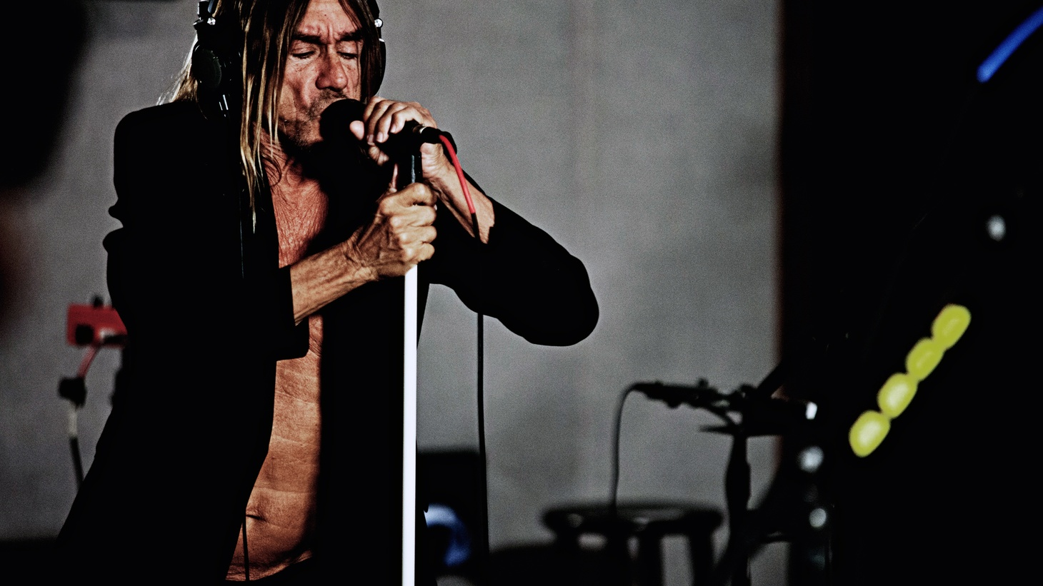 Today marks the release of Iggy Pop's Post Pop Depression album!