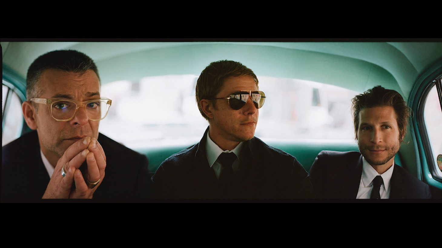 "From the newly-minted full-length album by seminal NYC band Interpol we offer ""Number 10,"" an expansive song that sounds like it was built for stadiums!"