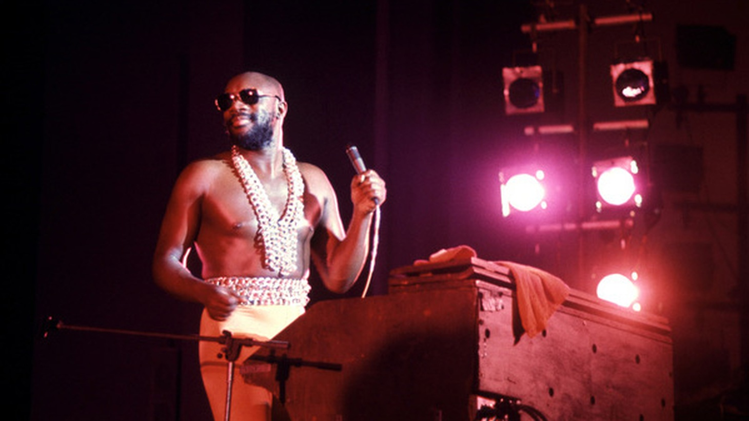 In 1971 Isaac Hayes wrote and recorded a song that would change his life.