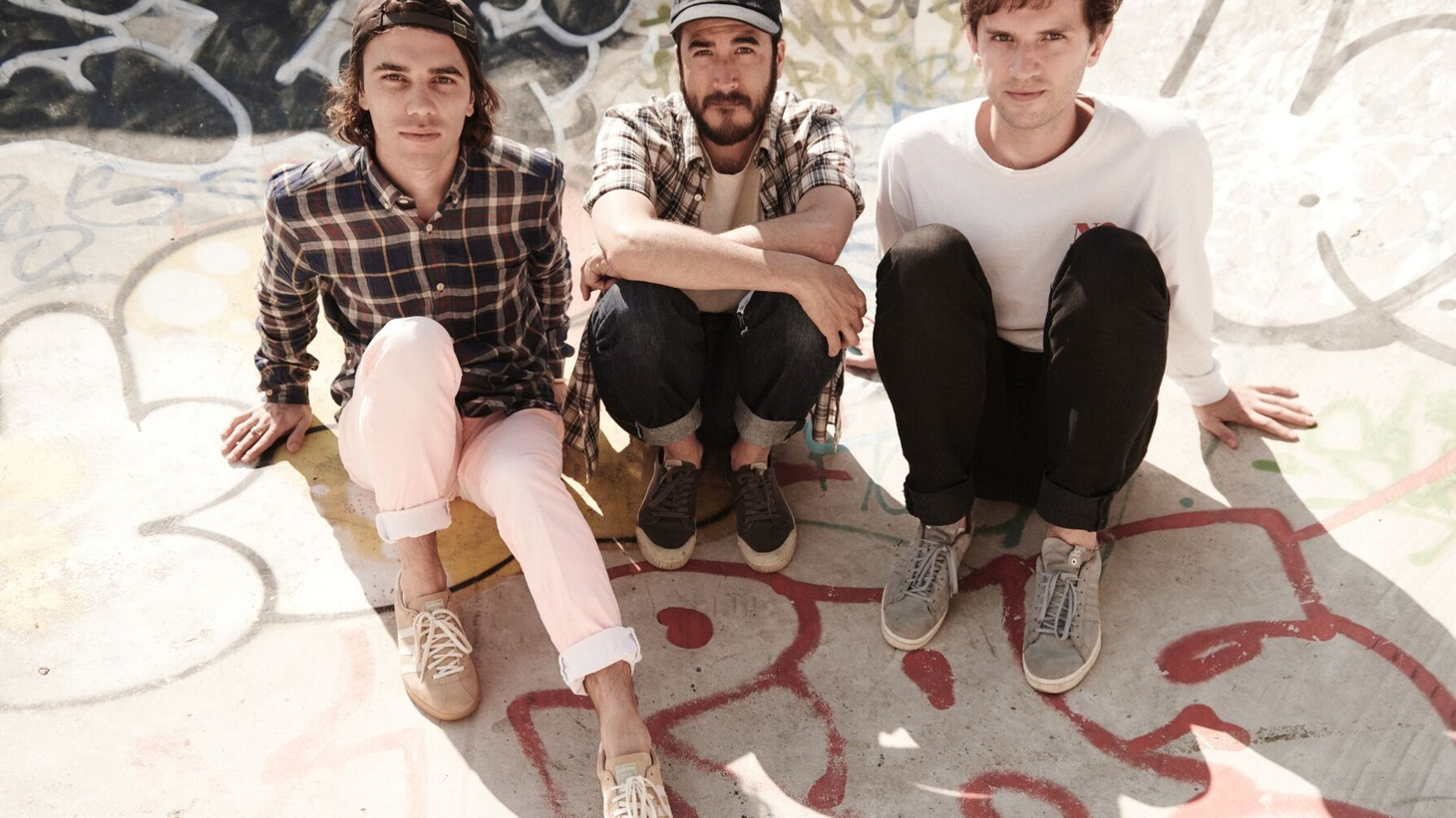 Jagwar Ma is sharing the first new song from its forthcoming album due in the fall.