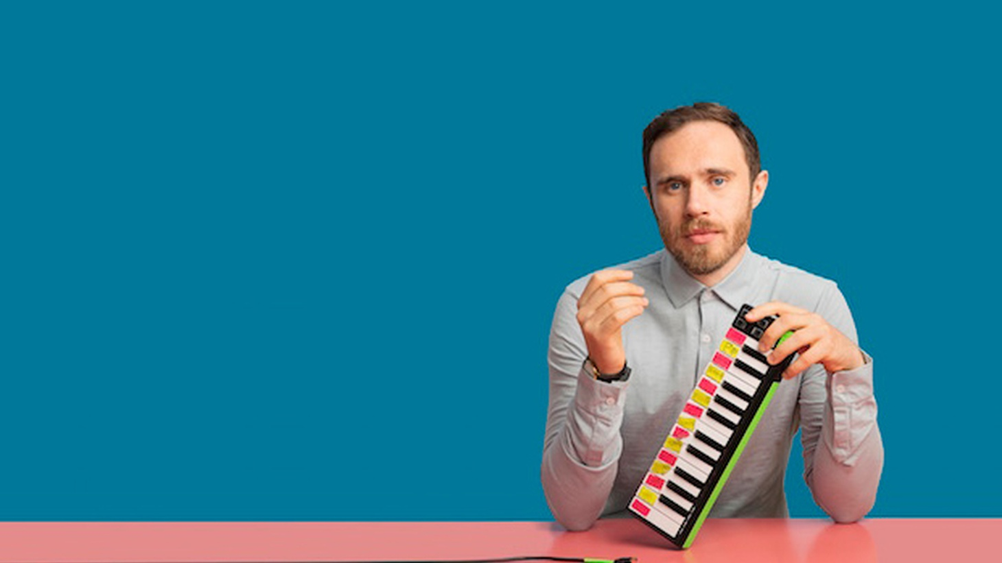 James Vincent McMorrow takes a sonic shift from his previous songs with his forthcoming album.