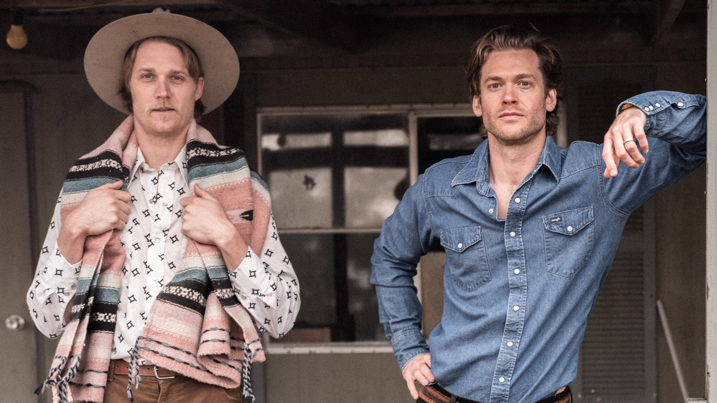 """Crazy World (Judgement Day)"""" is the first glimpse into Jamestown Revival's forthcoming LP."""