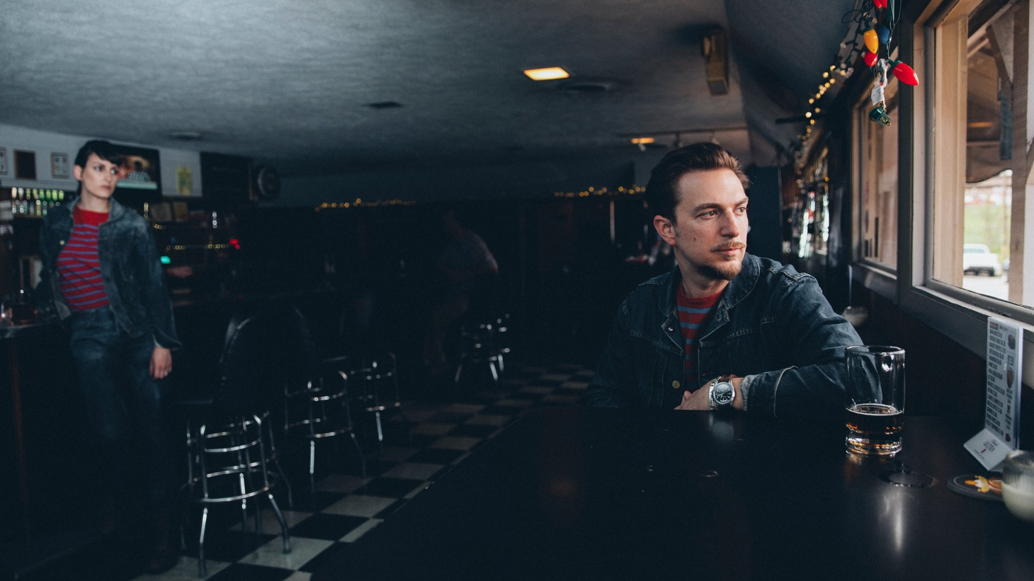 From historic RCA Studio B in Nashville, where the ghost of music past lingers, JD McPherson has recorded a cathartic album that traces his creative process as he navigates his adopted Tennessee surroundings.