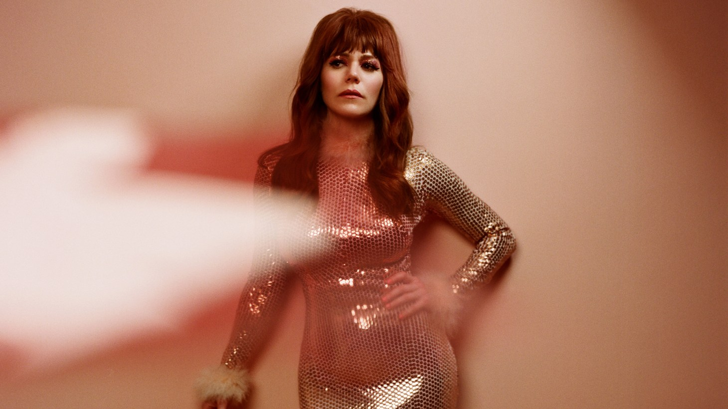 """Jenny Lewis recorded her new album with a little help from her friends including a cameo from Ringo Starr on drums, Don Was on bass, Benmont Tench on Hammond B3… and that's just on """"Heads Gonna Roll""""!"""